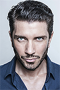 model Stahovskiy Yaroslav    Year of birth 1978    Height: 184    Eyes color: grey-green    Hair color: dark brown