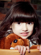 model Dragunova Daria    Year of birth 2005    Eyes color: brown    Hair color: dark brown