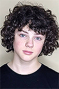 model Novitsky Alexander    Year of birth 2006    Eyes color: grey-blue    Hair color: light brown