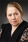 model Roslavtseva Valentina    Year of birth 1943    Height: 164    Eyes color: brown    Hair color: light brown