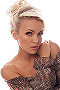 model Korovyakovskaya Olga    Year of birth 1988    Height: 169    Eyes color: grey-blue    Hair color: blond
