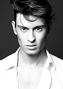 model Samosadov Alexey    Year of birth 1992    Height: 186    Eyes color: brown    Hair color: dark brown