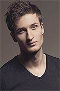 model Lagernoy Denis    Year of birth 1988    Height: 190    Eyes color: blue    Hair color: light brown