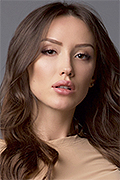 model Klimova Natalia    Year of birth 1989    Height: 178    Eyes color: brown    Hair color: dark brown