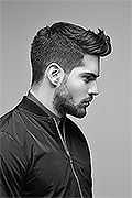 model Kurbanov Turan    Year of birth 1992    Height: 185    Eyes color: brown    Hair color: dark brown