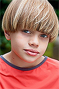 model Yakubov Matvey    Year of birth 2010    Eyes color: grey-blue    Hair color: blond
