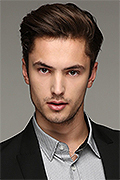 model Filipskiy Ilya    Year of birth 1991    Height: 188    Eyes color: brown    Hair color: dark brown