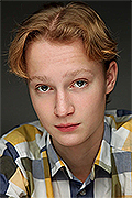model Rubtsov Timofey    Year of birth 2005    Eyes color: blue    Hair color: light brown