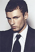 model Oktyabrskiy Valeriy    Year of birth 1983    Height: 180    Eyes color: grey-blue    Hair color: light brown
