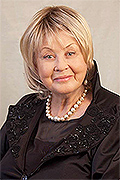 model Shatskaya Nina    Year of birth 1940    Height: 168    Eyes color: brown    Hair color: blond