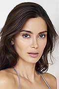 model Makeeva Milana    Year of birth 1994    Height: 176    Eyes color: brown    Hair color: black