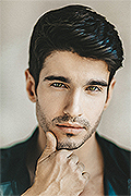 model Naschekin Ivan    Year of birth 1988    Height: 183    Eyes color: grey-green    Hair color: dark brown