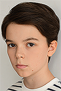 model Vyatkin Dmitriy    Year of birth 2010    Eyes color: brown    Hair color: dark brown