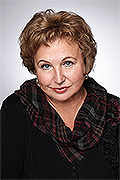 model Konshina Galina    Year of birth 1951    Height: 170    Eyes color: grey    Hair color: light brown