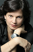 model Golyanova Elena    Year of birth 1965    Height: 172    Eyes color: brown    Hair color: black