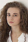 model Lunegova Polina    Year of birth 1998    Height: 165    Eyes color: grey-blue    Hair color: light brown