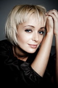 model Polyakova Olga    Year of birth 1983    Height: 170    Eyes color: grey-blue    Hair color: light brown