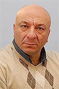 model Bogdasarov Mikhail    Year of birth 1960    Height: 164    Eyes color: brown    Hair color: grey