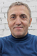 model Akulich Oleg    Year of birth 1959    Height: 182    Eyes color: grey    Hair color: light brown