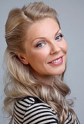 model Kulchitskaya Ekaterina    Year of birth 1977    Height: 173    Eyes color: grey-blue    Hair color: blond