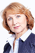model Zadonskaya Ludmila    Year of birth 1959    Height: 162    Eyes color: grey    Hair color: red